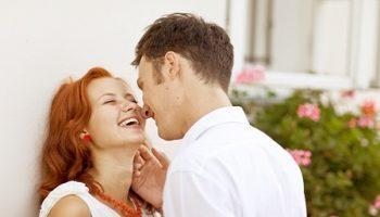 make a man to kiss you