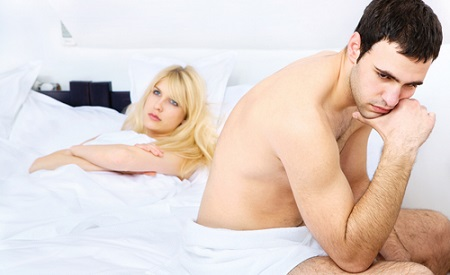 Having sex with ex spouse